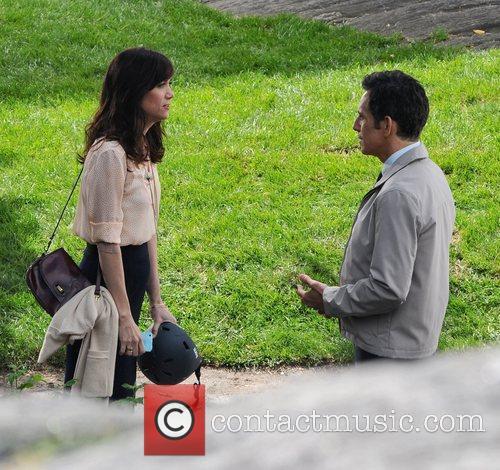 Kristen Wiig, Ben Stiller and Central Park 6