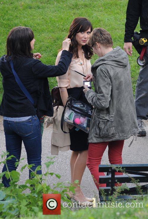 Kristen Wiig, Ben Stiller and Central Park 8
