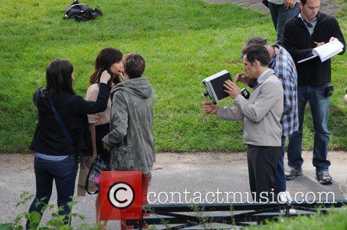Kristen Wiig, Ben Stiller and Central Park 10