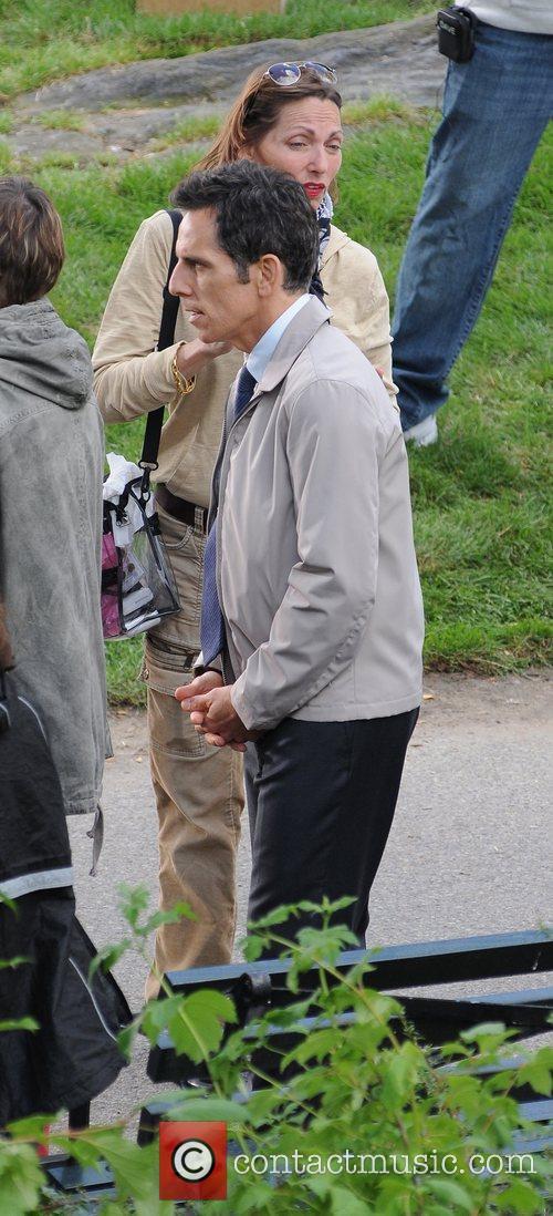 Kristen Wiig, Ben Stiller and Central Park 11