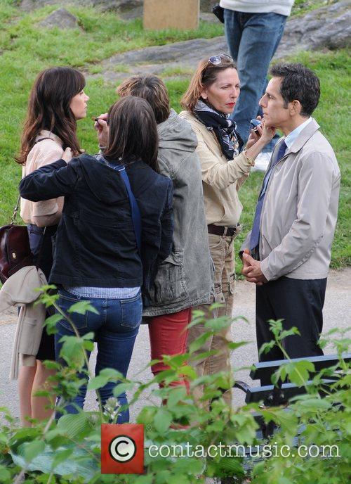 Kristen Wiig, Ben Stiller and Central Park 12