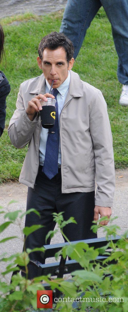 Kristen Wiig, Ben Stiller and Central Park 13