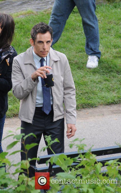 Kristen Wiig, Ben Stiller and Central Park 14