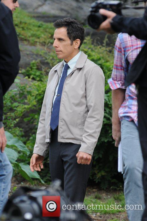 Kristen Wiig, Ben Stiller and Central Park 17