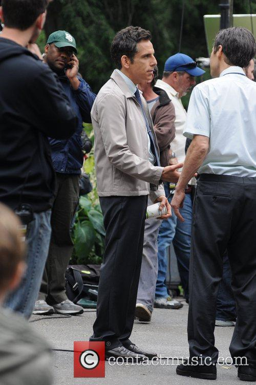 Kristen Wiig, Ben Stiller and Central Park 23