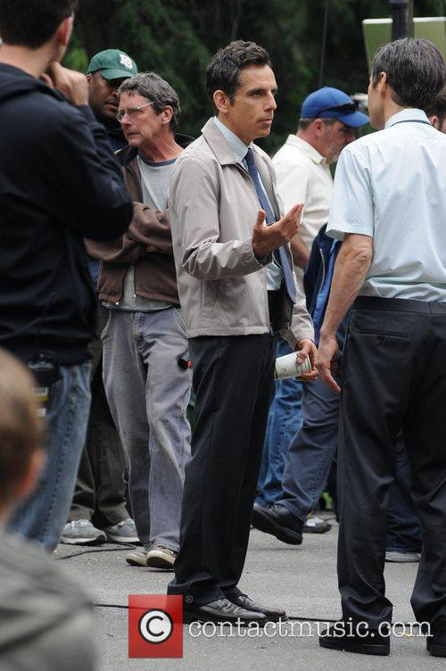 Kristen Wiig, Ben Stiller and Central Park 24