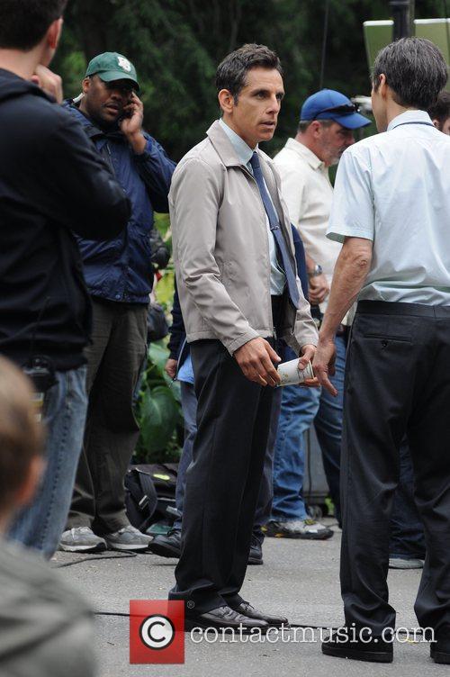 Kristen Wiig, Ben Stiller and Central Park 25