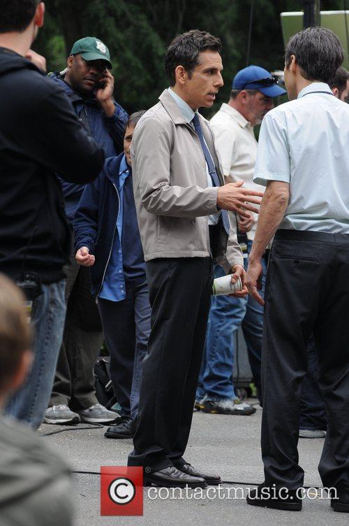 Kristen Wiig, Ben Stiller and Central Park 26