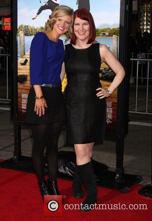 Arden Myrin and Kate Flannery 2