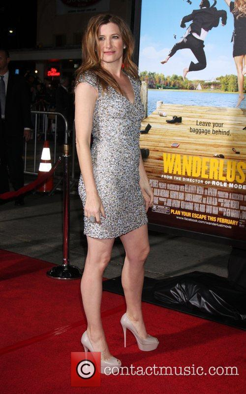 The 'Wanderlust' world premiere at the Village Theater...