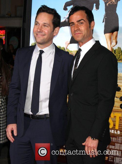 Paul Rudd and Justin Theroux 2
