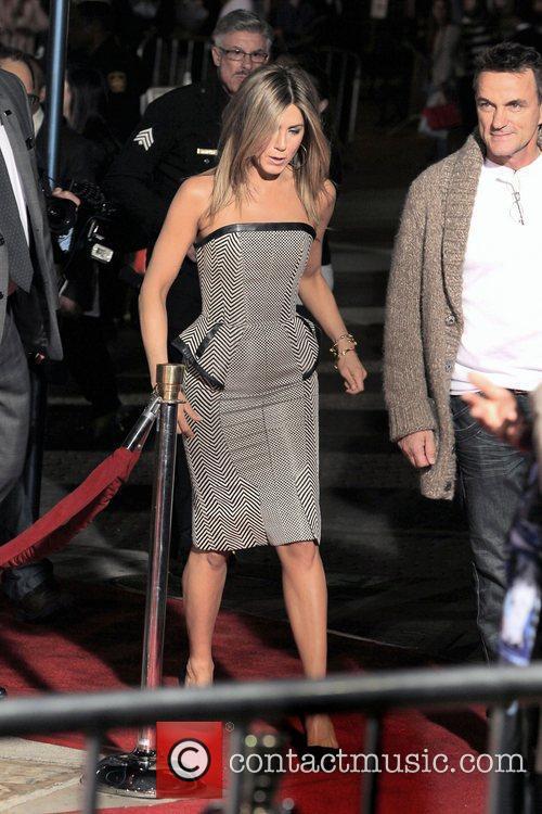Jennifer Aniston, The Village