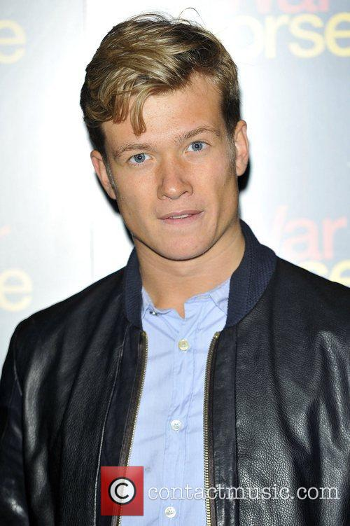 Ed Speelers Attends the 5th anniversary performance of...
