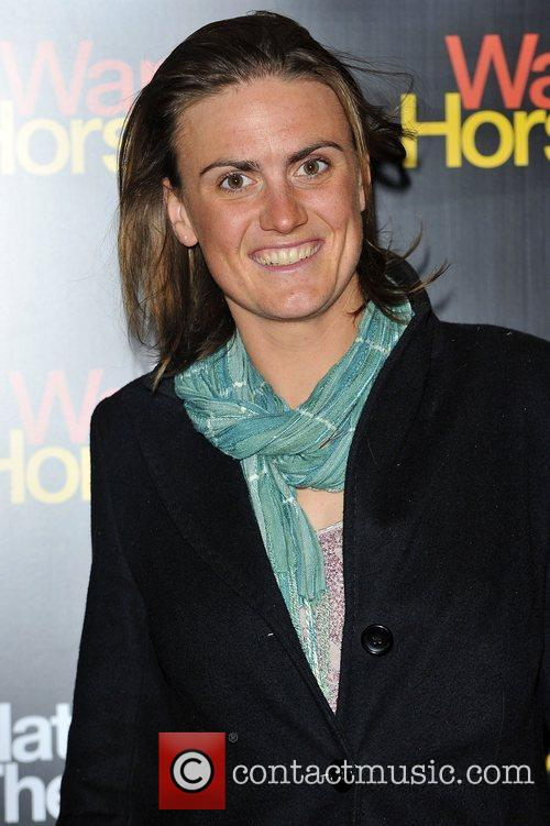 Heather Stanning Attends the 5th anniversary performance of...