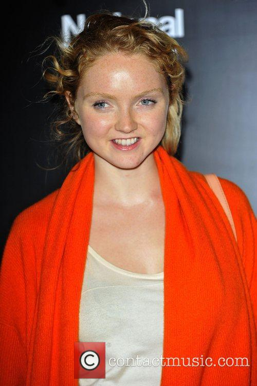 lily cole attends the 5th anniversary performance 4145020
