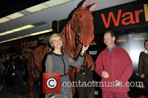 Marianne Elliott and Michael Morpurgo 3
