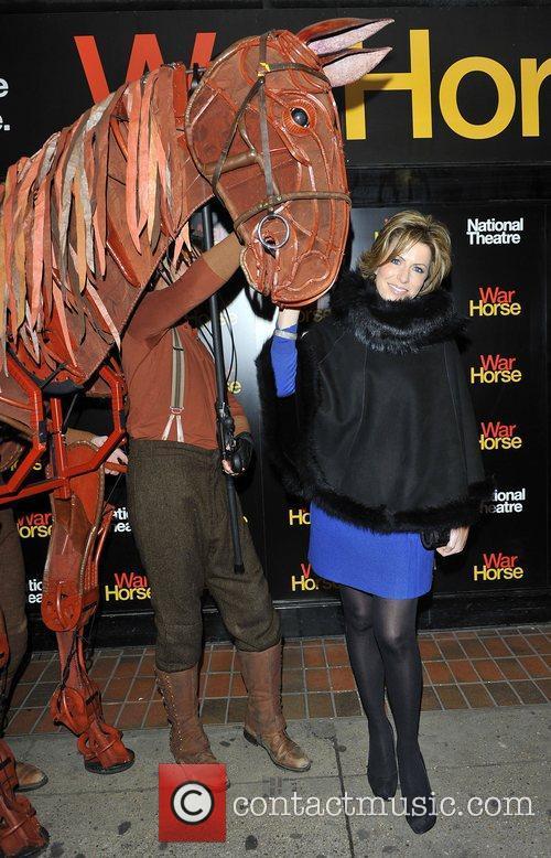 Natasha Kaplinsky Attends the 5th anniversary performance of...