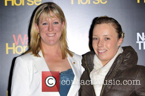 Nicola Wilson and Wells Attends the 5th anniversary...