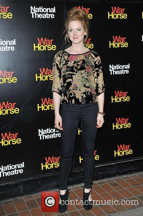 Olivia Hallinan  Attends the 5th anniversary performance...