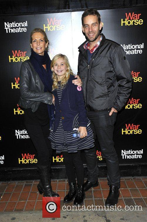 Ulrika Jonsson and family Attends the 5th anniversary...