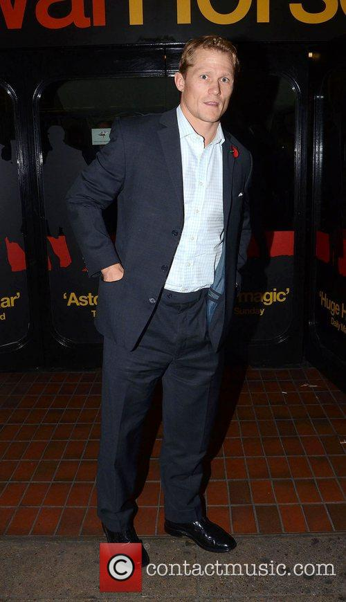 Josh Lewsey Attends the 5th anniversary performance of...