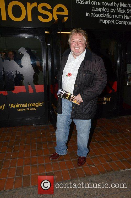 Nick Ferrari Attends the 5th anniversary performance of...