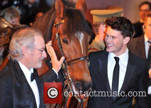 War Horse - UK film premiere held at...
