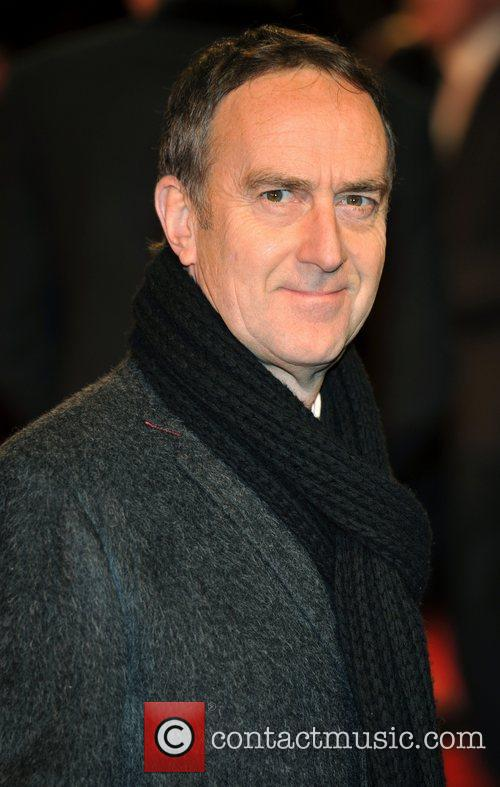 Angus Deayton and Odeon Leicester Square