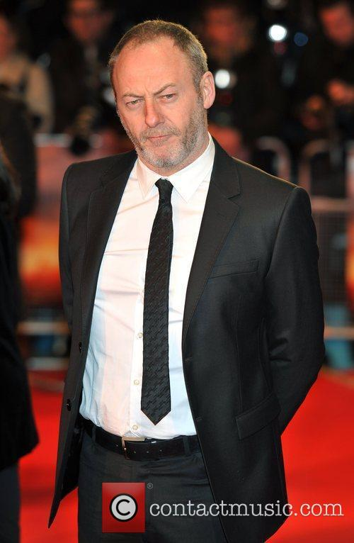 Liam Cunningham and Odeon Leicester Square 2
