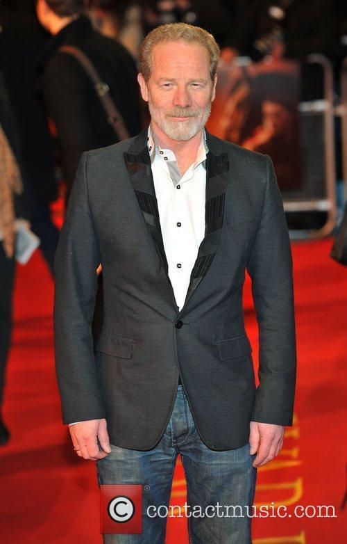 Peter Mullan and Odeon Leicester Square 3