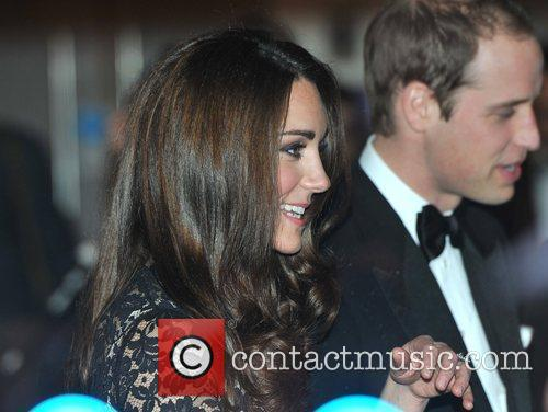 Prince William, Duchess, Kate Middleton and Odeon Leicester Square 6