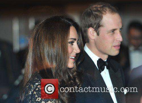 Prince William, Duchess, Kate Middleton and Odeon Leicester Square 8