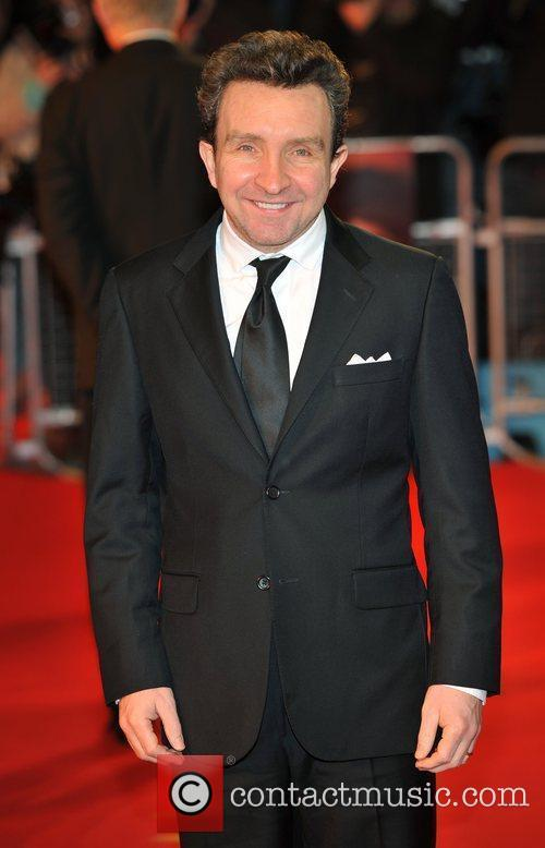 Eddie Marsan and Odeon Leicester Square 1
