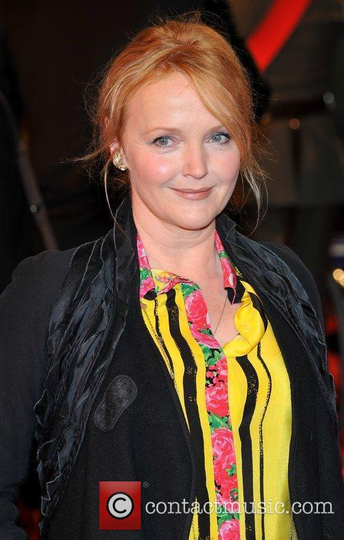 Miranda Richardson and Odeon Leicester Square 1