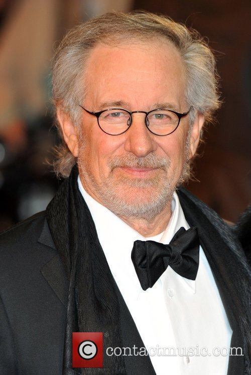 Steven Spielberg and Odeon Leicester Square 5