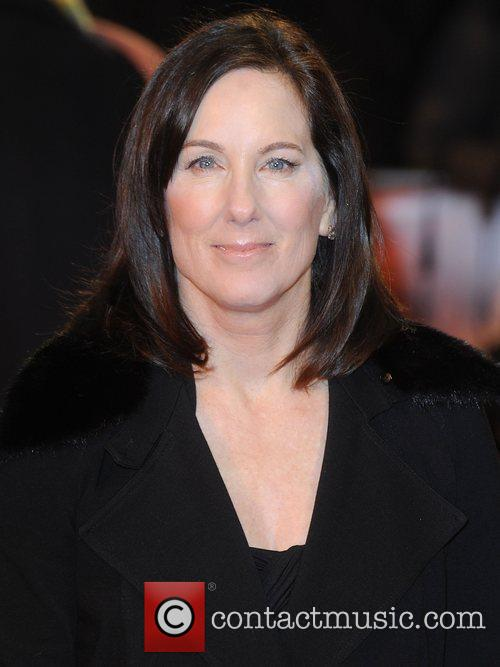 Kathleen Kennedy and Odeon Leicester Square 2