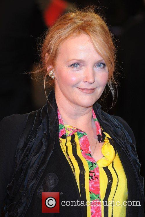 Miranda Richardson and Odeon Leicester Square 3