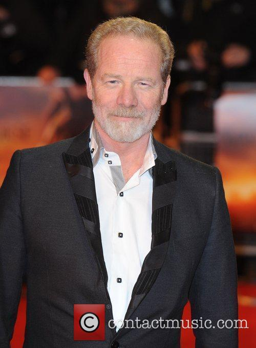 Peter Mullan and Odeon Leicester Square 1