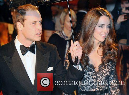 Prince William, Duchess, Kate Middleton, Odeon Leicester Square