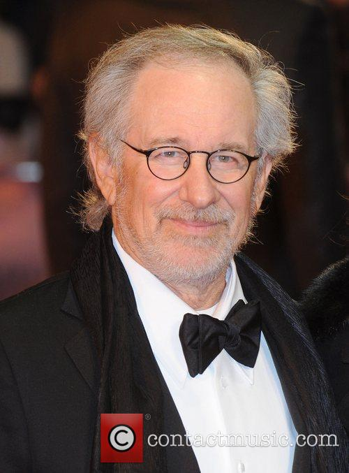 Steven Spielberg and Odeon Leicester Square 9