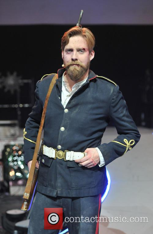 Ricky Wilson, War of the Worlds