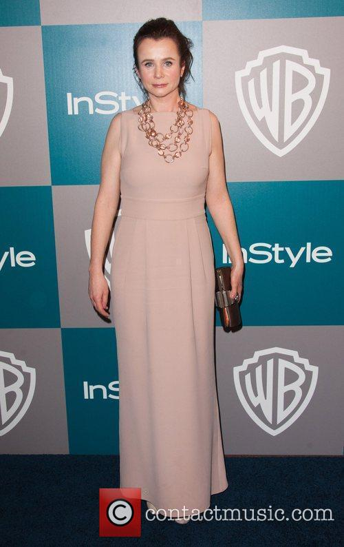 Emily Watson and Beverly Hilton Hotel 1