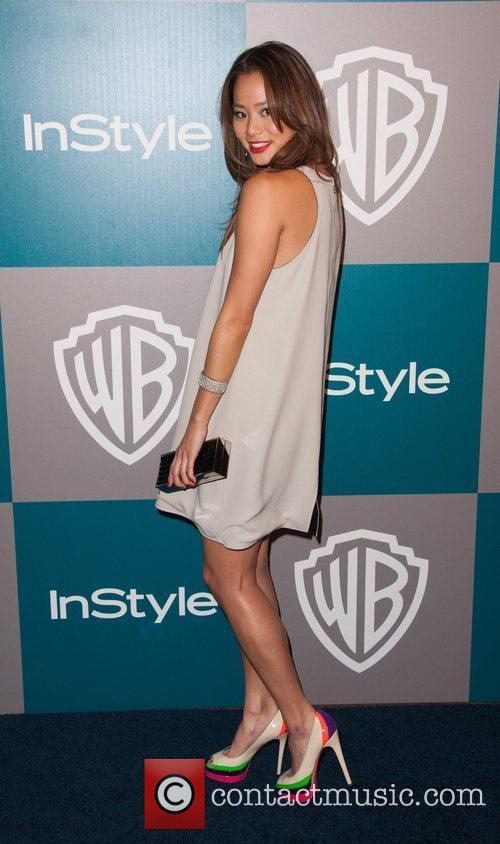 Jamie Chung and Beverly Hilton Hotel 4