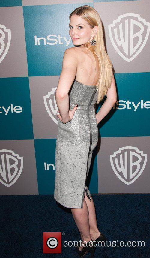 Jennifer Morrison and Beverly Hilton Hotel 2