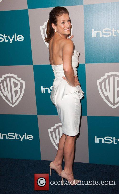 Kate Walsh and Beverly Hilton Hotel 1