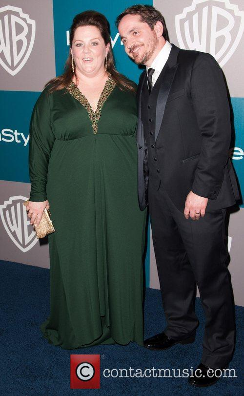 Melissa Mccarthy and Beverly Hilton Hotel 1