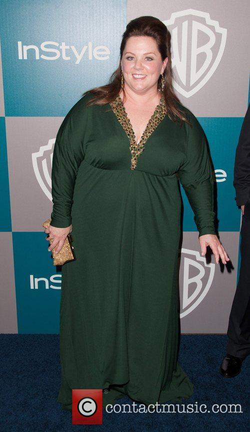 Melissa Mccarthy and Beverly Hilton Hotel 2