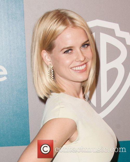 Alice Eve and Beverly Hilton Hotel 3