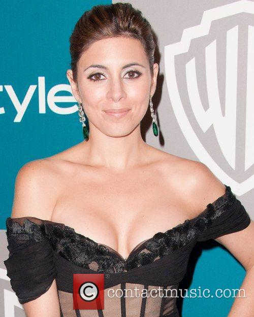 Jamie-lynn Sigler and Beverly Hilton Hotel 3