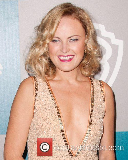 Malin Akerman and Beverly Hilton Hotel 5